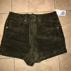 NWT forever 21 courdoury shorts